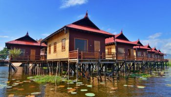 Book Ann Heritage Resort with Myanmar Travel Agency