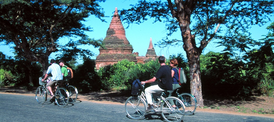 Bike Tour by Myanmar Tour Operator