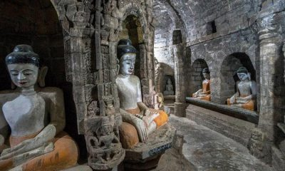 The Lost City of Mrauk U by a reliable Myanmar Tour Operator
