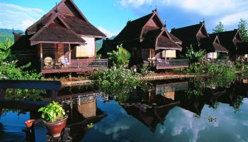 Book Inle Princess Resort with Myanmar Travel Agency