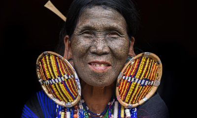 Tribes of Myanmar's Chin State